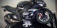 Kawasaki black